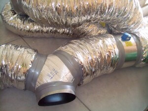 Ducted Panasonic Air conditioning